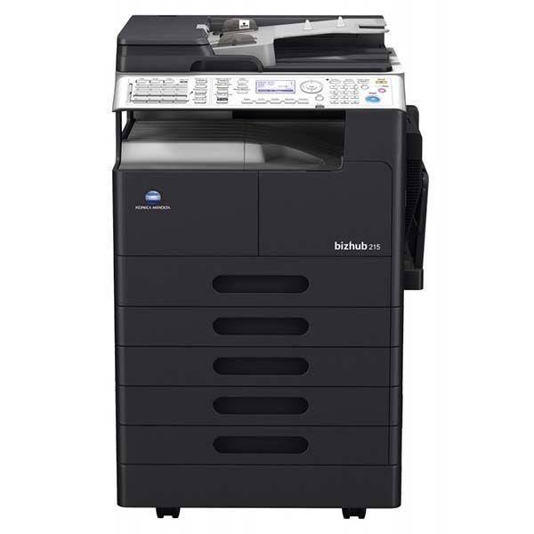 Máy Photocopy Bizhub 215