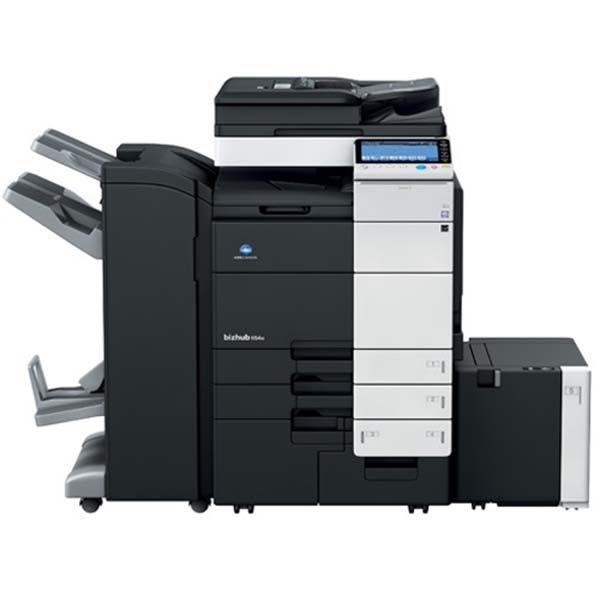 Máy Photocopy Bizhub 754e