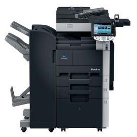 Máy Photocopy Bizhub 554e